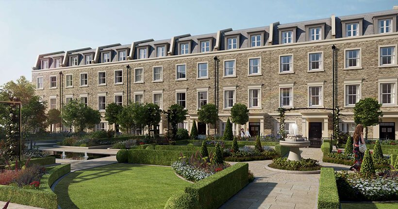 Chiswick Gate apartments | Berkeley Homes