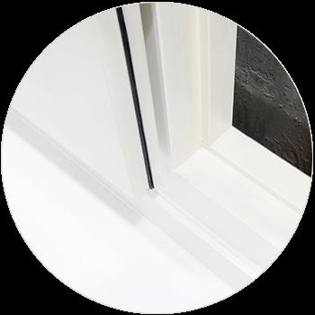 Una timber door introduced