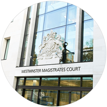 City of Westminster Courts, W1