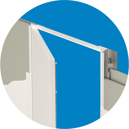 Concealed Riser Door Systems Metal Timber Door Leaf Selo