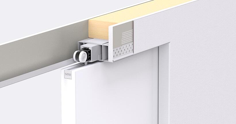 Enigma Nfr Concealed Frame Pocket Door System Selo