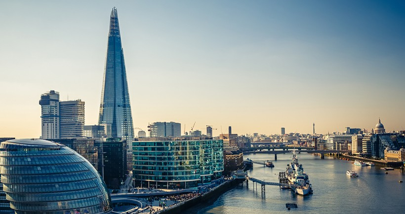 Inspiring workplace at The Shard - read more