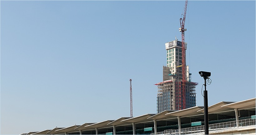 Modernist style at South Bank Tower - read more