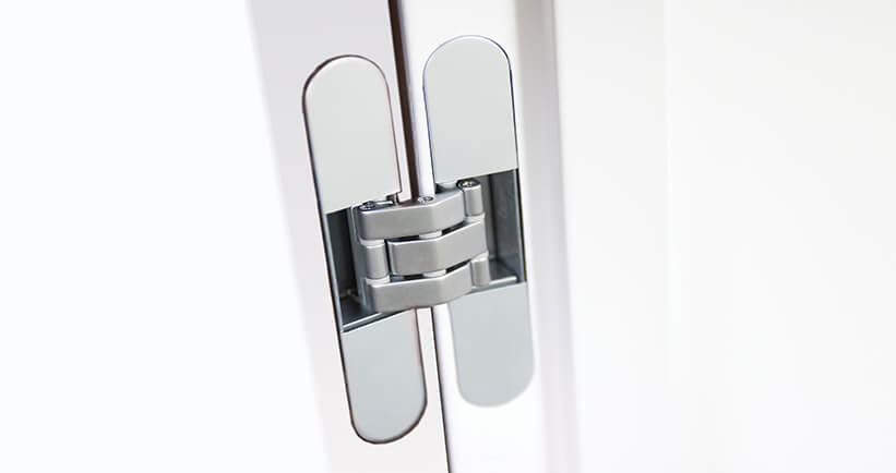 ROC-York concealed adjustable door hinge