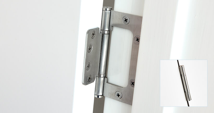 Una Doorset Technical Specifications Concealed Riser