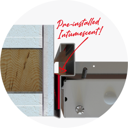 Metal Riser Door Systems