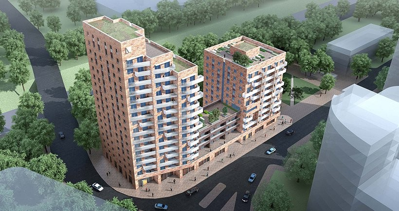 Ground-breaking residential project - read more
