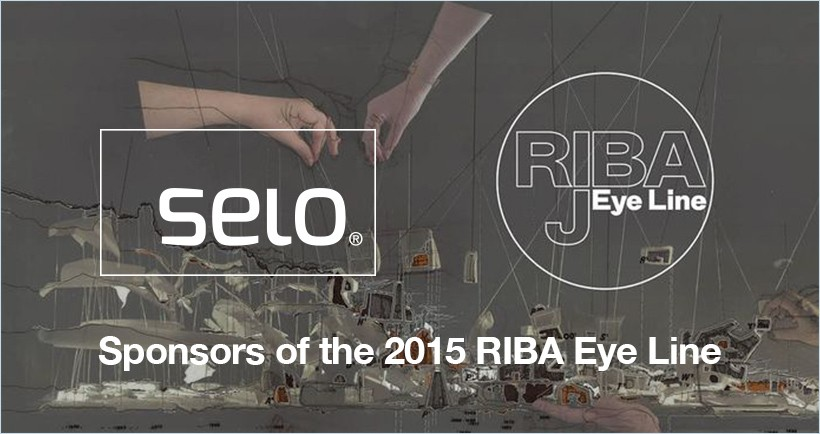 Selo sponsors the RIBA Eye Line competition - read more