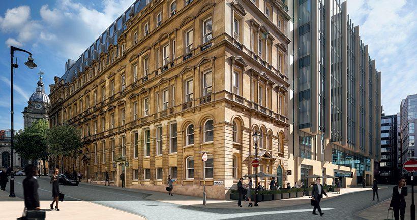 Birmingham's commercial heartland stylishly reborn - read more