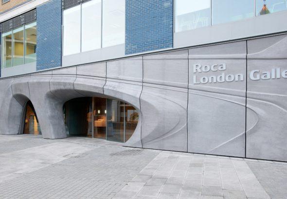 Roca London Gallery, Chelsea Harbour