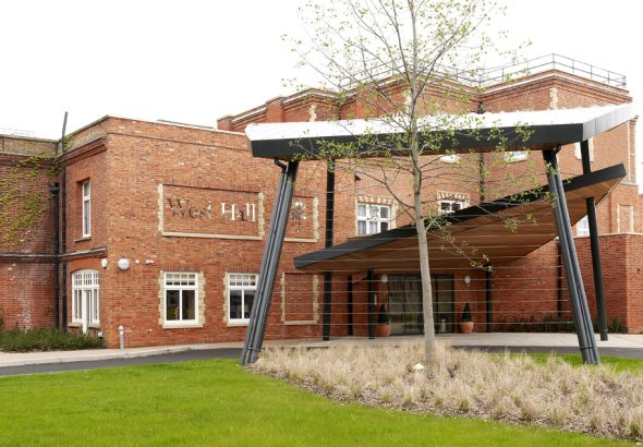 West Hall, West Byfleet, Surrey