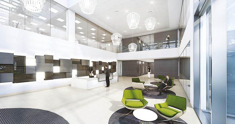 Top office facilities for Weybridge - read more