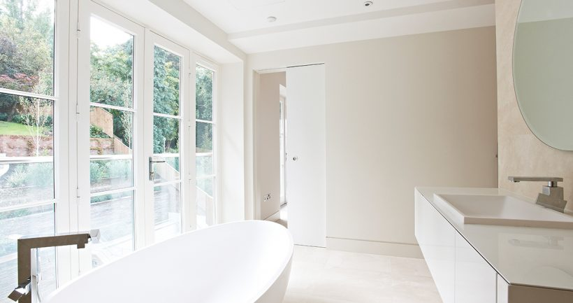 Discover the multiple benefits of sliding pocket doors - read more