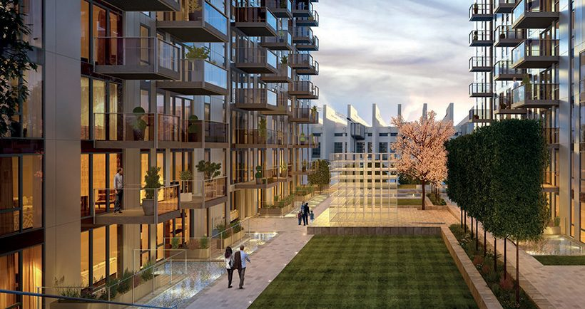 Dynamic new community in North-West London - read more