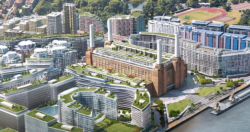 The evolution of Battersea power station - read more