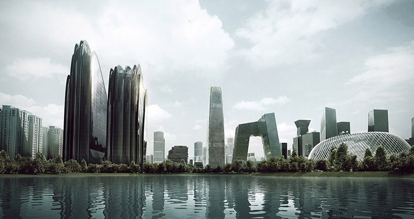 The changing face of Chinese architecture - read more