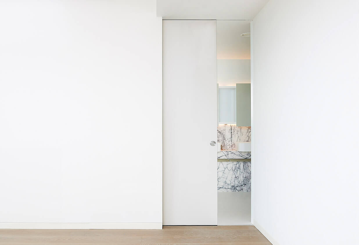 Save Space Enhance Style With Pocket Doors Selo