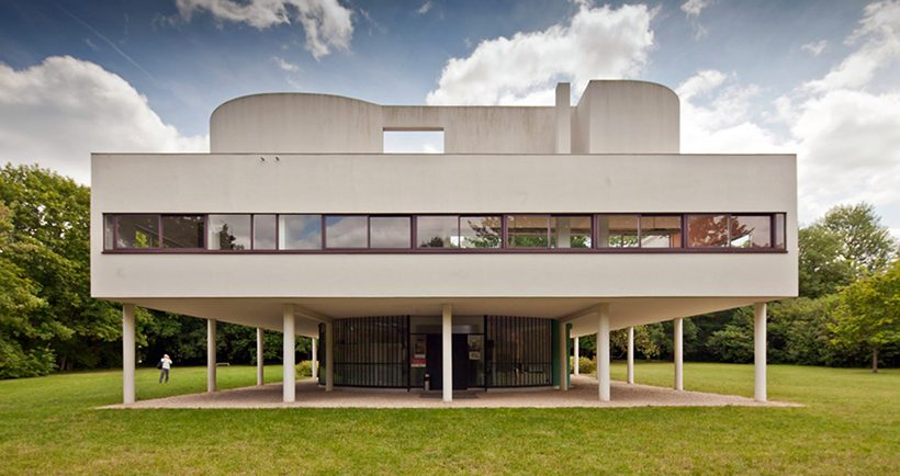 The most influential architects of the 20th century: Le Corbusier - read more