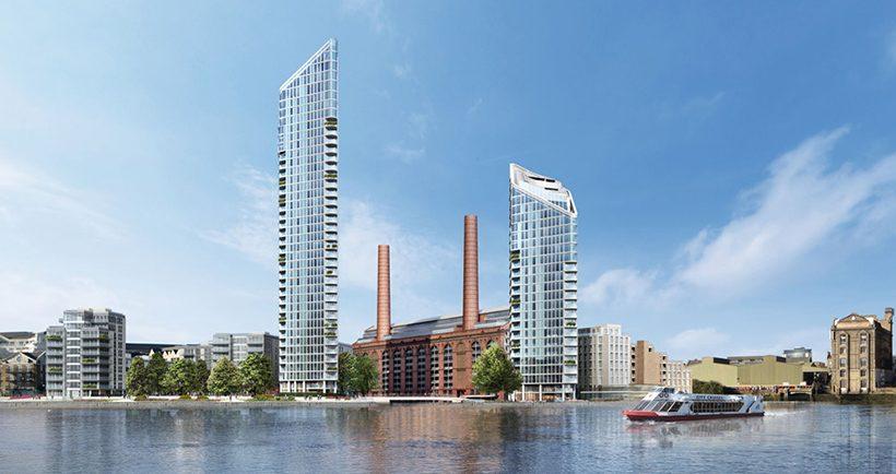 Regeneration brings luxury to Chelsea riverside - read more