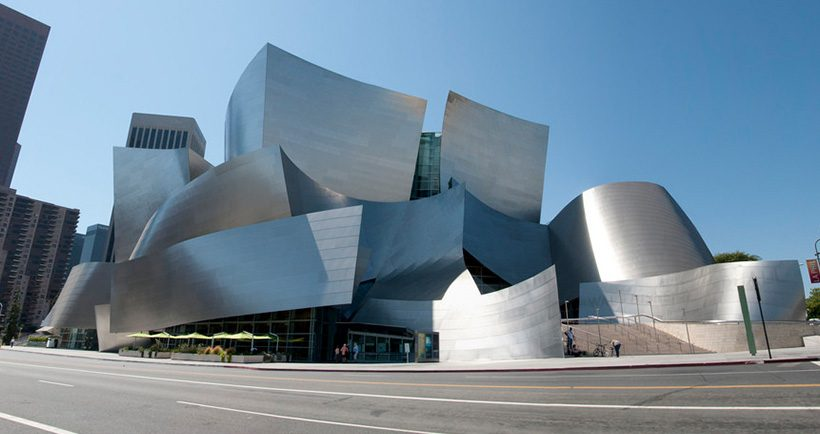 Most influential architects of the 20th century: Frank Gehry - read more