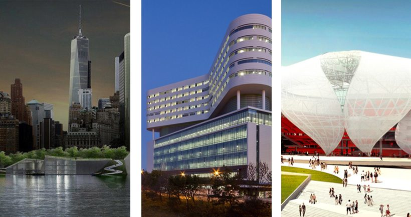 The top 3 most innovative architecture firms - read more