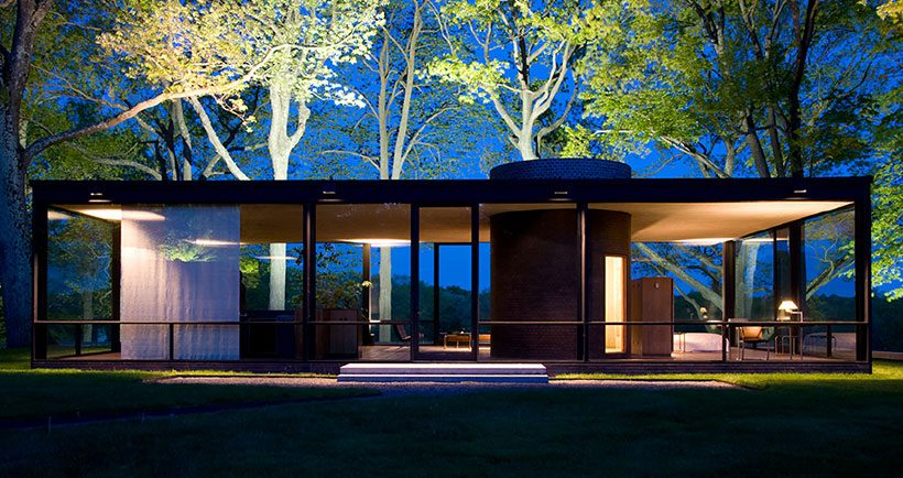 The most influential architects of the 20th century: Philip Johnson - read more