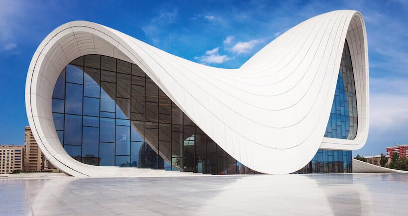 Zaha architecture