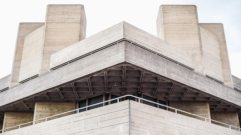 The rise and fall of Brutalism in the UK - read more