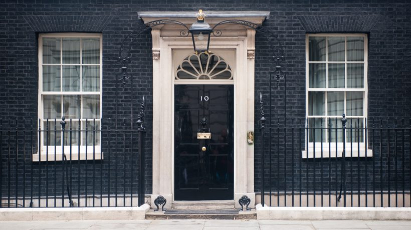10 Downing Street – The story behind Britain's most famous door - read more