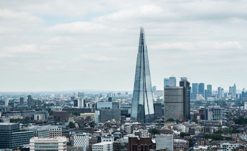 5 of London's Finest Modern Buildings - read more