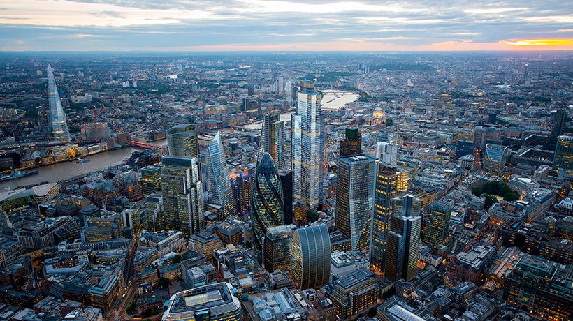 22 Bishopsgate – Set to change the London skyline - read more