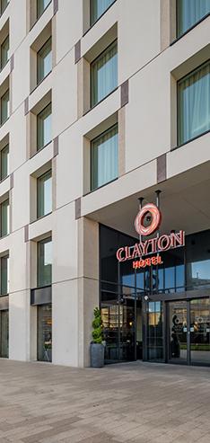 Clayton Hotel, Aldgate - London