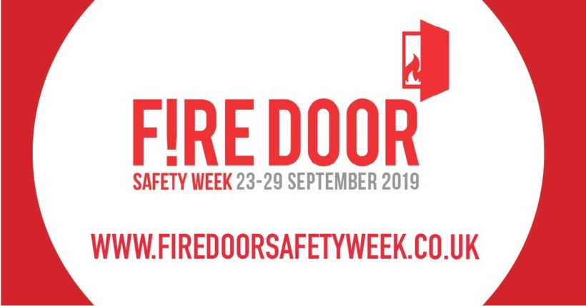 Save lives. Check your fire doors. - read more