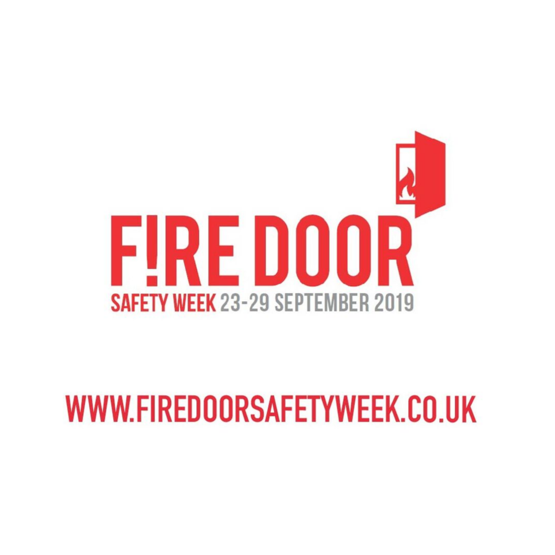 Supporting Fire Door Safety Week