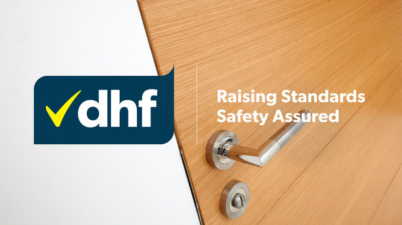 Raising standards of the industry with dhf - read more