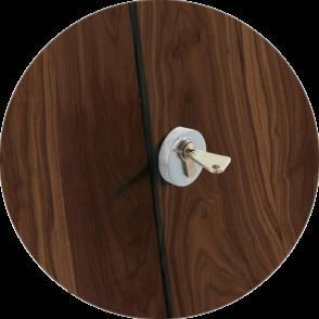 Timber Leaf Riser Doorsets
