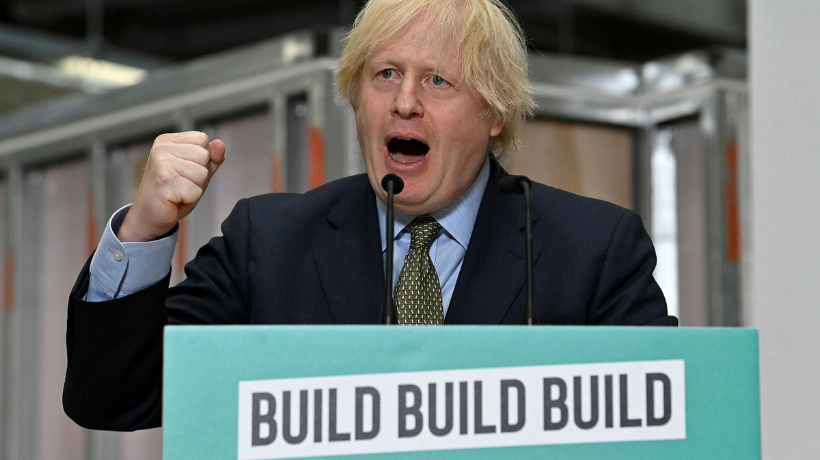 """Build, Build, Build"" - read more"