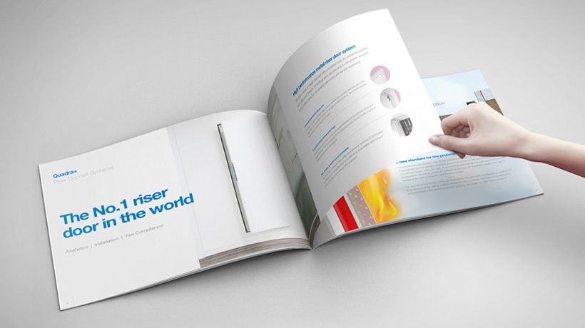 Overview Brochure Featuring Quadra+ - read more