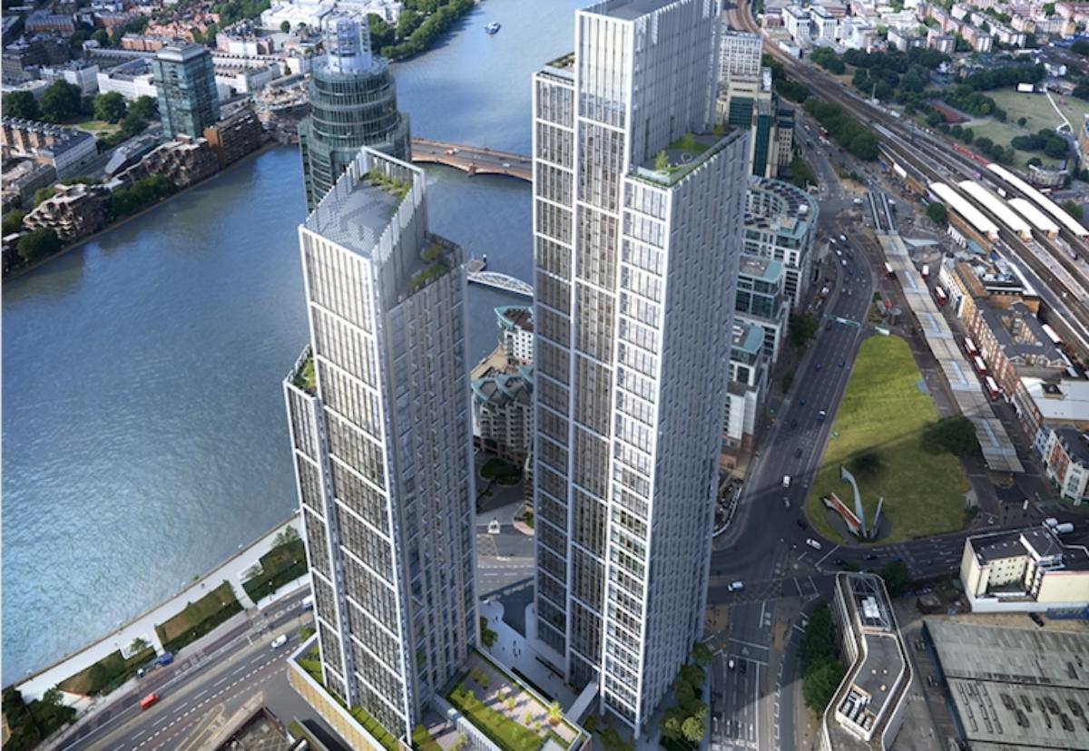 One Nine Elms |1.14m sq. ft development brings to market 437 homes