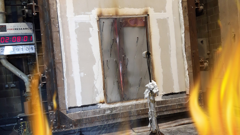 Fire Safety & Comprehensive Product Testing - read more